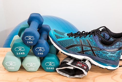 equipment used for sports injury rehabiliation